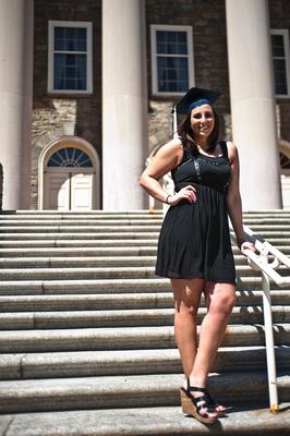 Samantha Metz- Class of 2015!